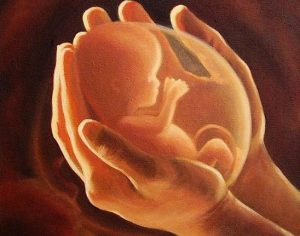 Personhood God and the unborn Child