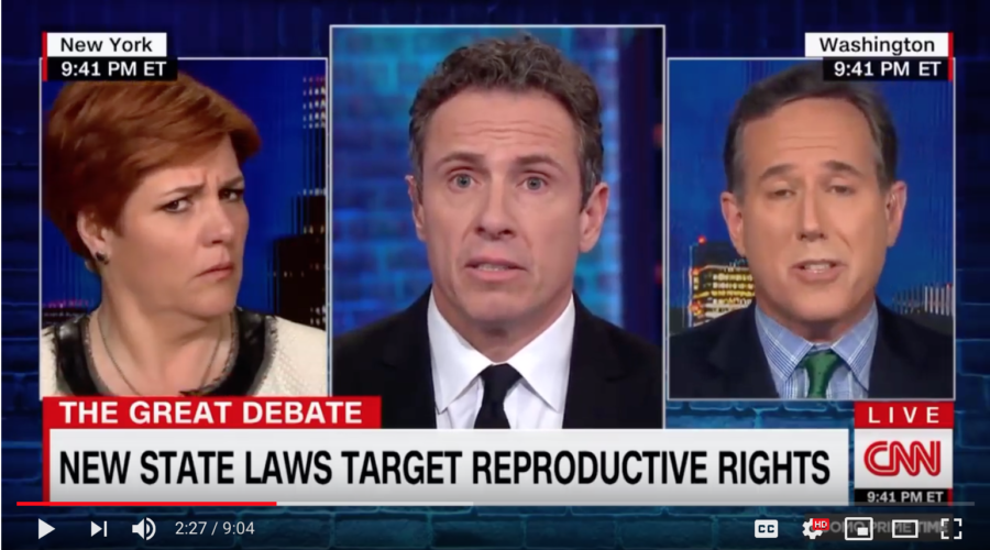 Personhood Debate on CNN