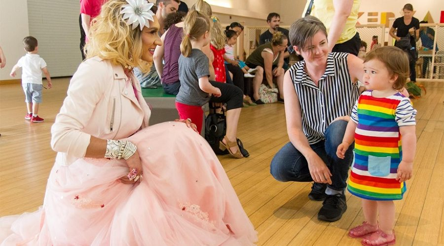 Personhood Alliance - Library drag queen story hour
