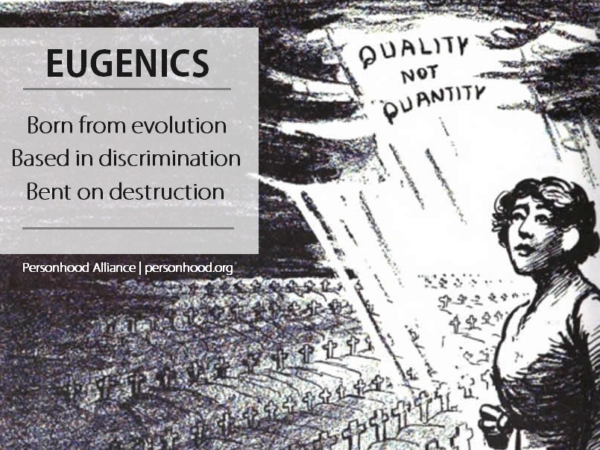 Personhood - Eugenics, abortion