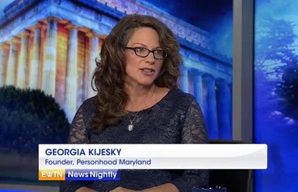 Personhood Maryland - Georgia Kijesky