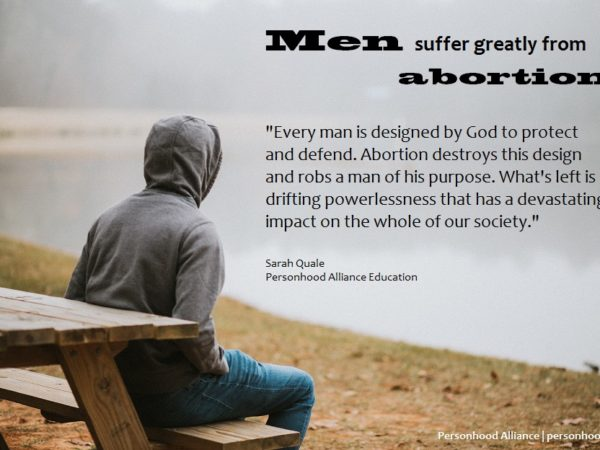 Personhood - men and abortion