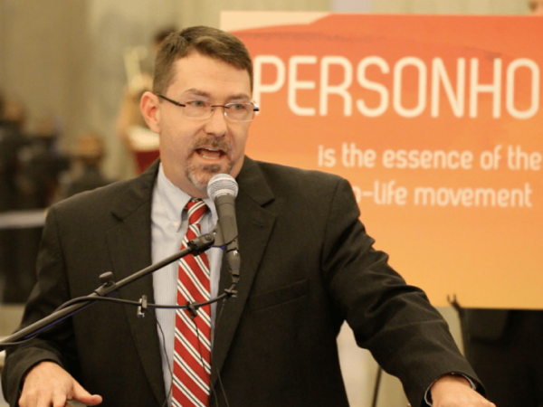 Personhood South Carolina - Dr. Matt Clark