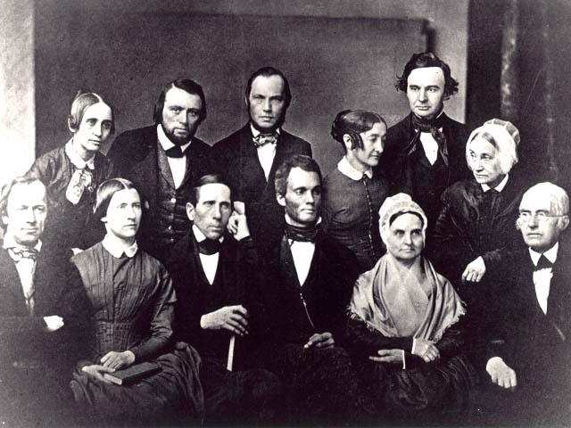 Personhood - abolitionist movement