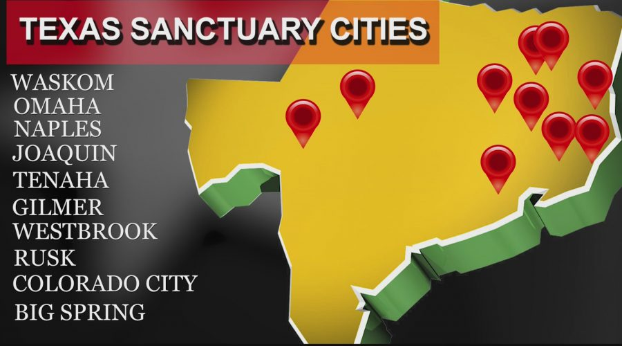 Sanctuary Cities for the Unborn in Texas