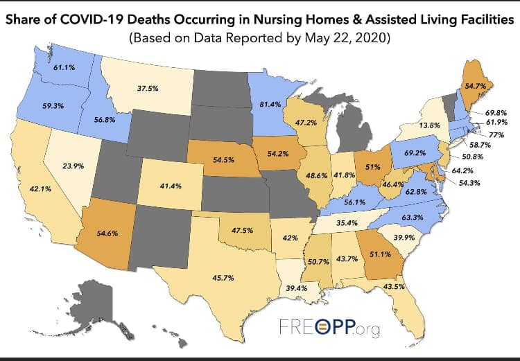 Personhood Alliance - COVID-19 deaths in long-term care facilities