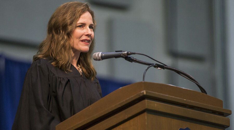 Personhood - Trump, Amy Coney Barrett, and Roe