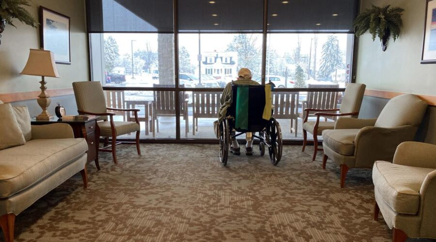 COVID-19 elderly, nursing homes, assisted suicide