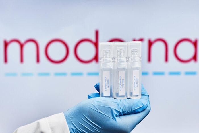 Personhood - COVID-19 vaccines Moderna